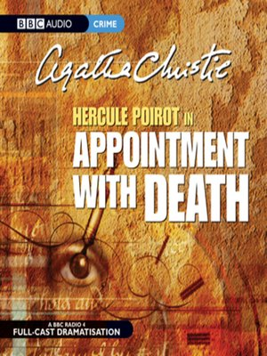 cover image of Appointment With Death